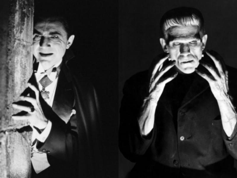 Dracula&Frankenstein: blaublütige Blutsauger und wahnwitzige Wissenschaftler ...